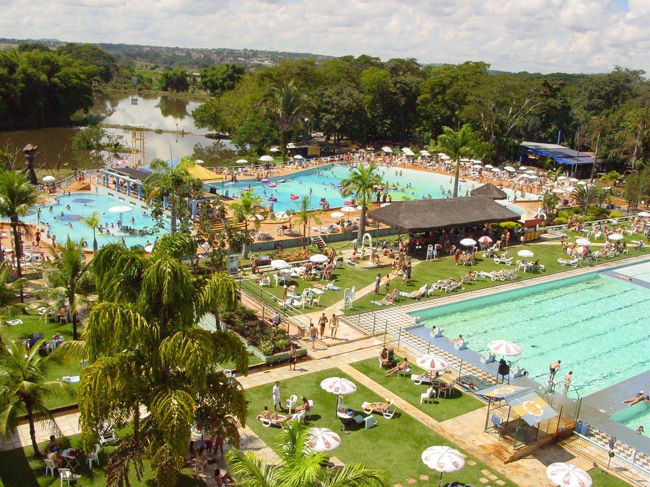 Garoto de 6 anos foi encontrado submerso na piscina semi olímpica do Clube Jaó. / Foto: Reprodução.