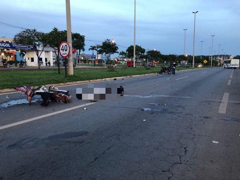 Acidente de trânsito na rodovia GO-070 deixa vítima fatal
