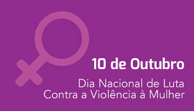 Dia Nacional de Luta contra Violência à Mulher é comemorado em Goiânia