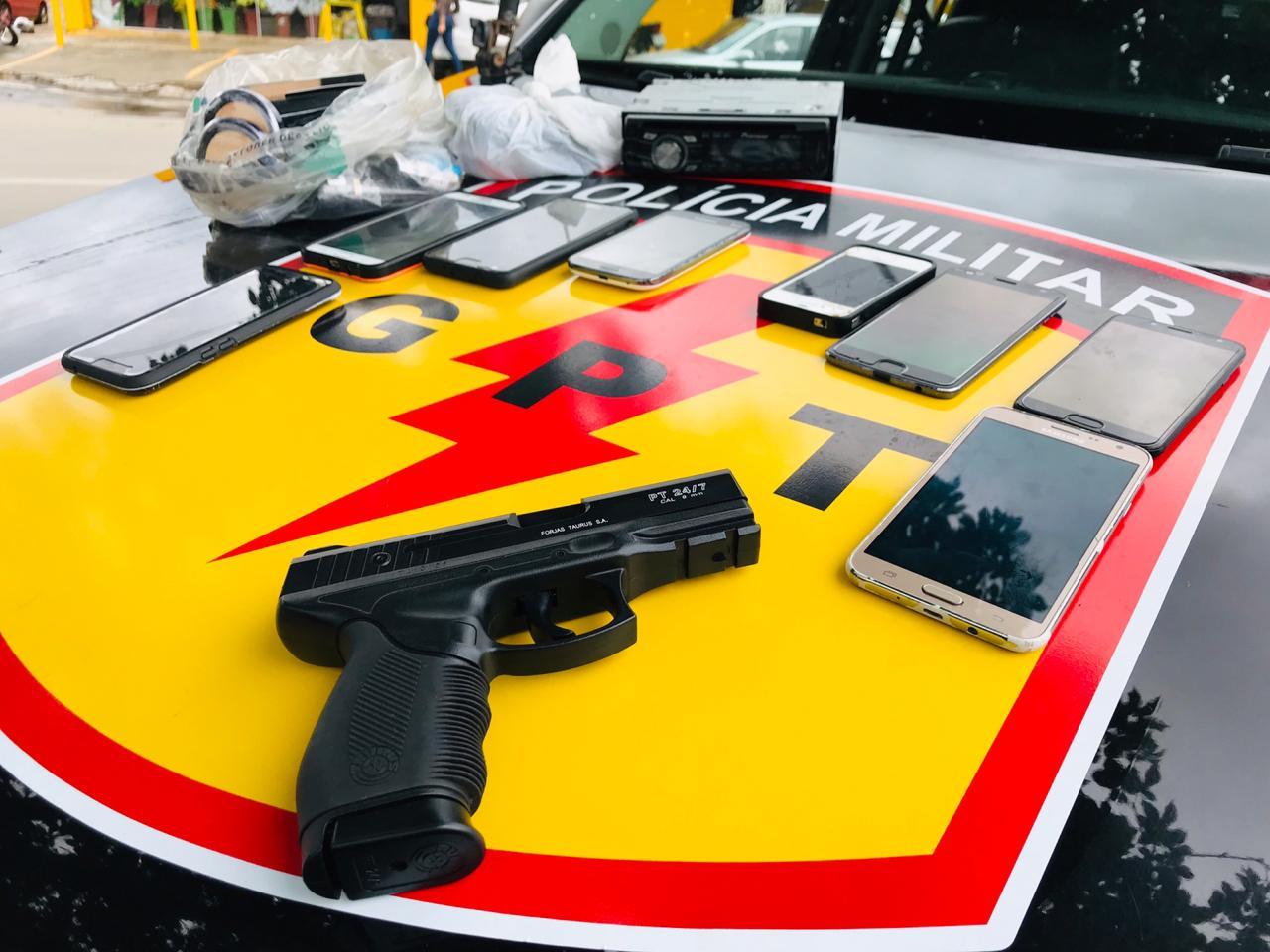 Foto: GPT - Polícia Militar do Estado de Goiás.