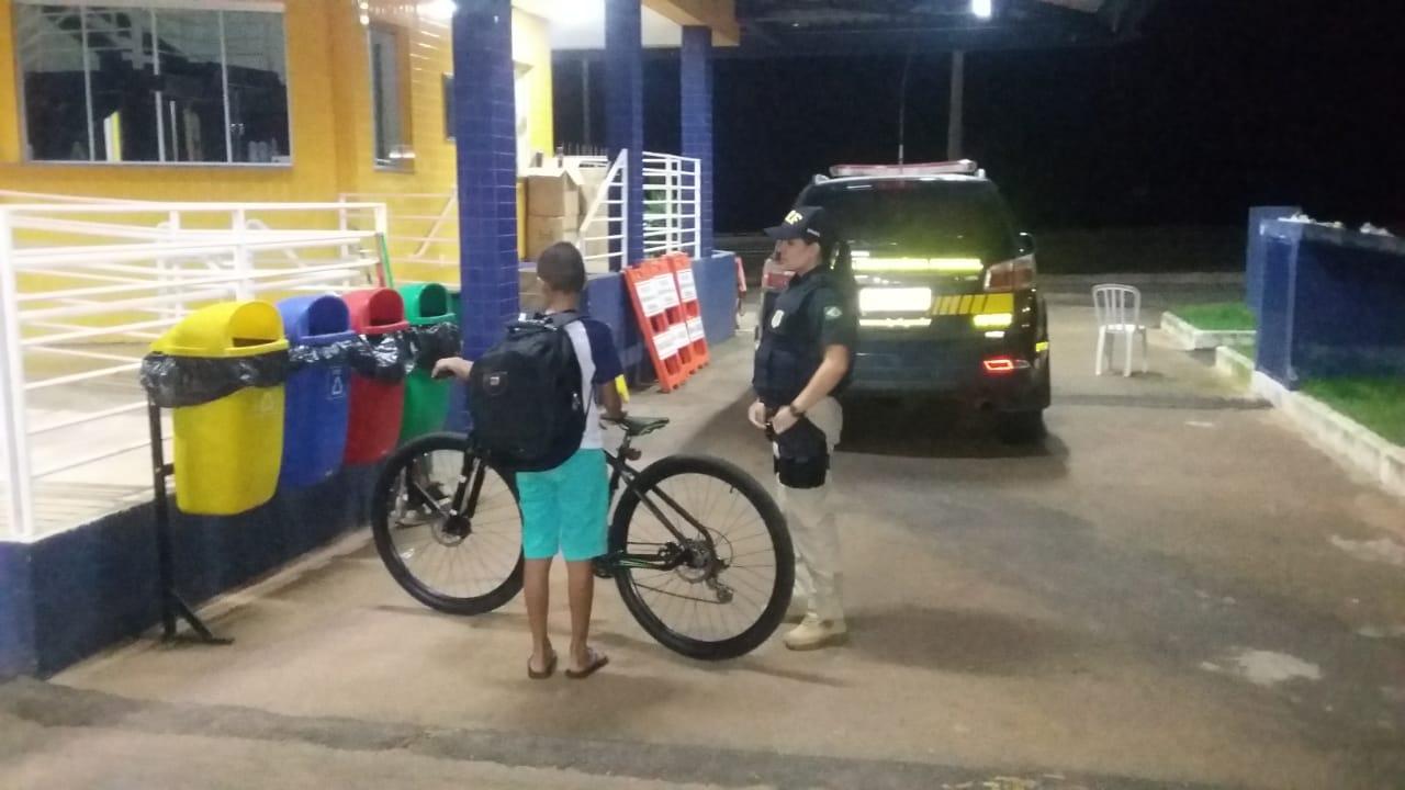 Foto: Polícia Rodoviária Federal.