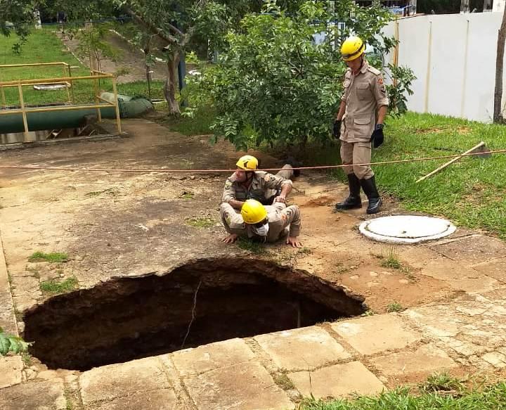 Encontrado corpo de homem soterrado em Planaltina de Goiás