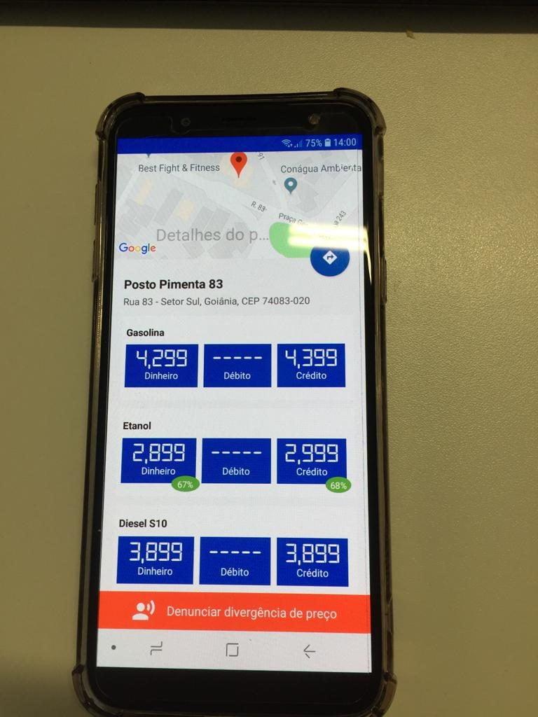 MP-GO e UFG laçam segunda versão do aplicativo Olho na Bomba