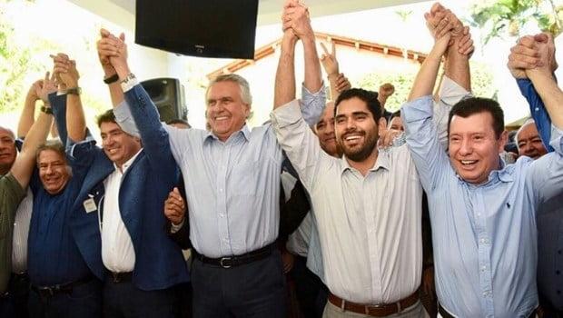 Cerimônia de posse do novo governador acontece nesta terça (1º)