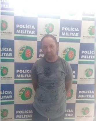 Suspeito de matar motorista de aplicativo é preso pela Polícia Militar