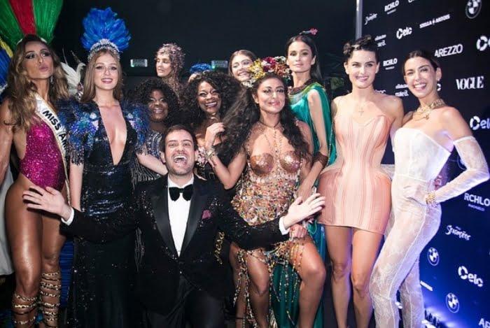 Baile da Vogue é remarcado após revista ser acusada de racista