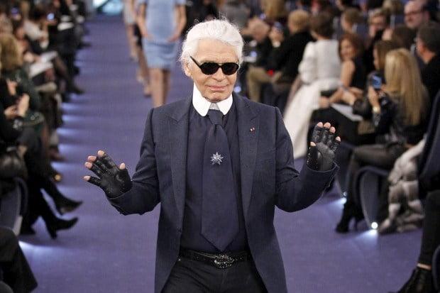Morre Karl Lagerfield um dos maiores ícones da moda