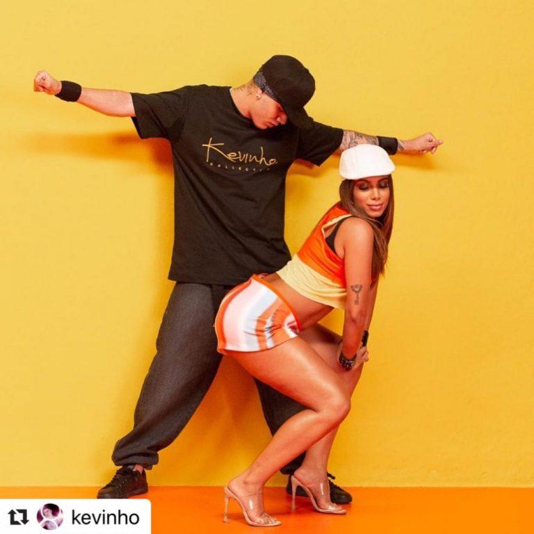Anitta e Kevinho lançam nesta sexta-feira música 'Terremoto'