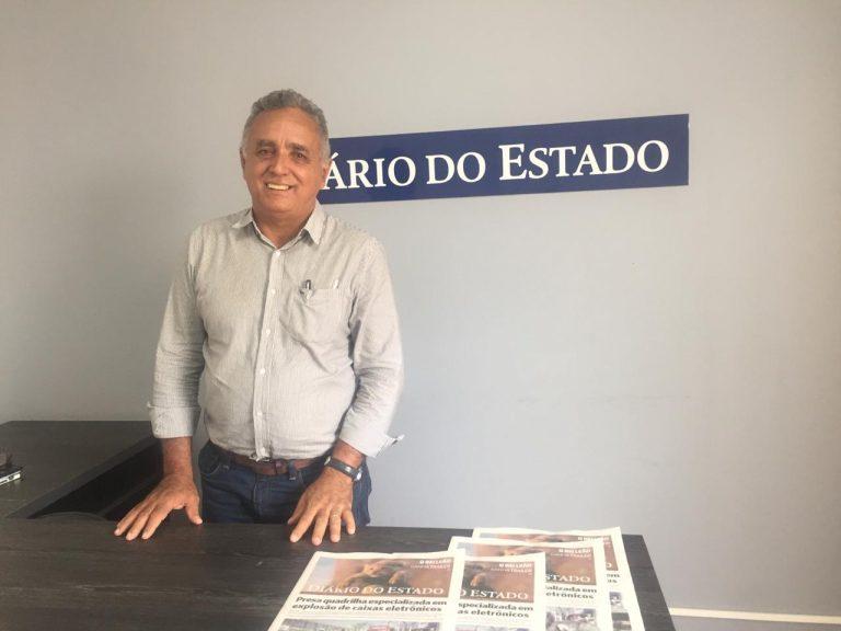 Prefeito de Senador Canedo fala sobre obras e projetos para a cidade