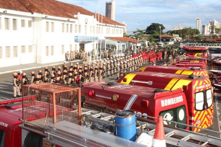 Operação dos Bombeiros alerta sobre riscos de acidentes no Carnaval