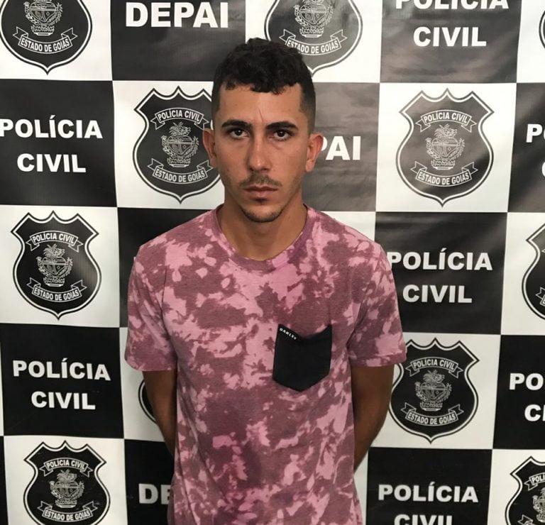 Homem é preso por praticar assalto em Rio Quente