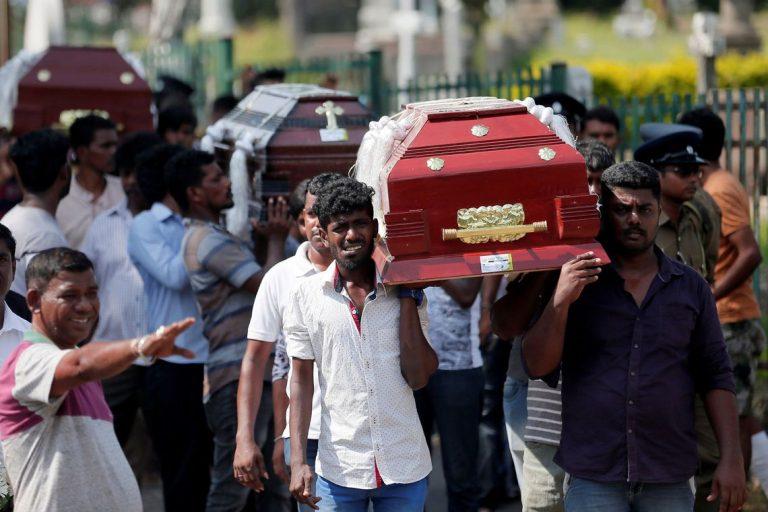 Responsáveis por ataques no Sri Lanka podem ter treinado no exterior