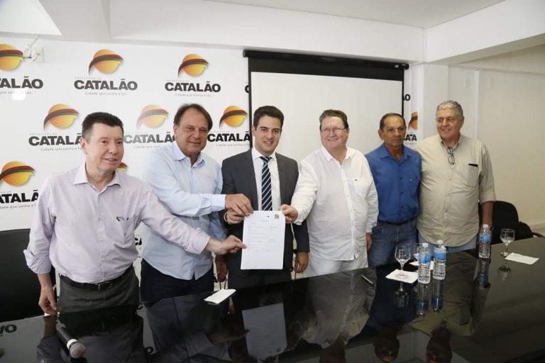 Governo de Goiás assina convênio com Santa Casa de Catalão