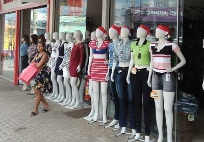 Seplanh Goiânia fiscaliza galerias, hotéis e shoppings da região da 44