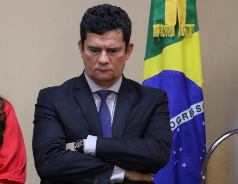 Moro é um perigo para o Brasil