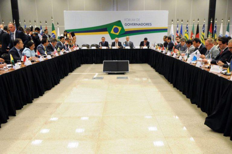 """Governadores buscam """"consenso mínimo"""" para reforma da Previdência"""