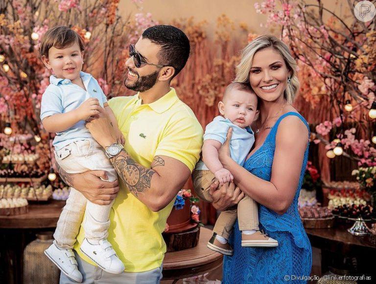 Gusttavo Lima reduzirá quantidade de shows em 2020, para se dedicar a família