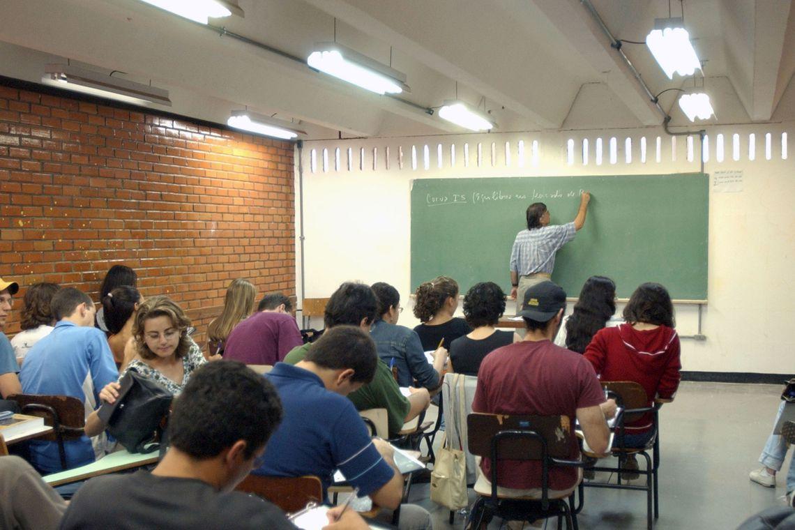 O Encceja é um exame para jovens e adultos que não tiveram oportunidade de concluir os estudos na idade apropriada (Foto: Arquivo/Agência Brasil)