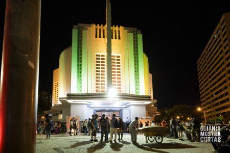 Teatro Goiânia (Foto: Divulgação)