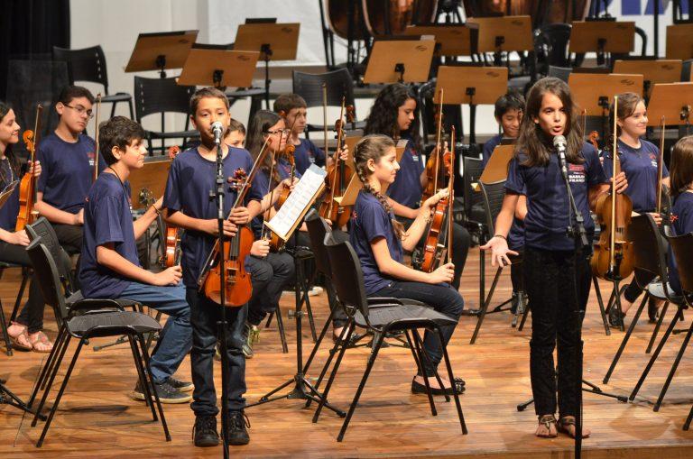 Orquestra Dourada apresenta concerto de conscientização sobre câncer infanto-juvenil