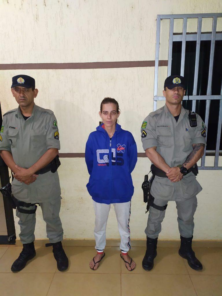 Dupla é presa após usar notas falsas em Itaberaí para comprar cerveja