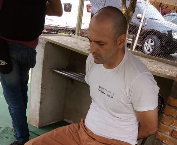 Líder de organização criminosa preso em São Paulo é reconduzido para Goiânia