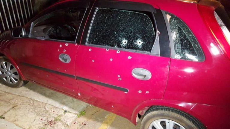 Casal e filho são mortos com mais de 50 tiros no Paraná