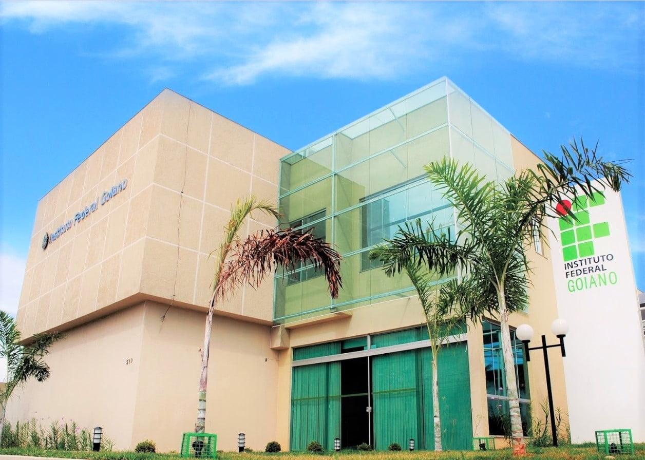 Instituto Federal Goiano (Foto: Reprodução)