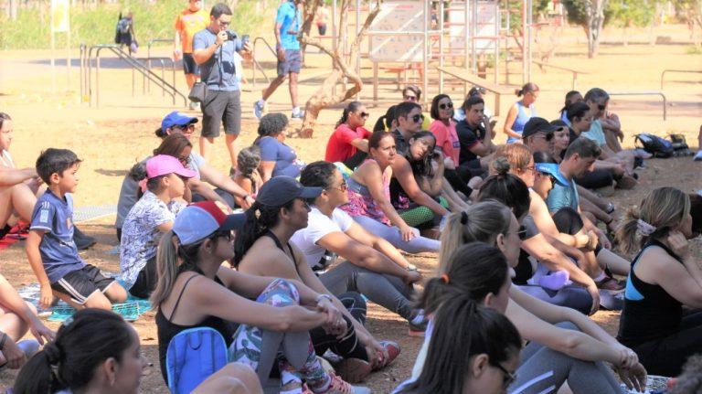 Goiânia recebe evento gratuito que estimula a prática de atividades físicas e meditação