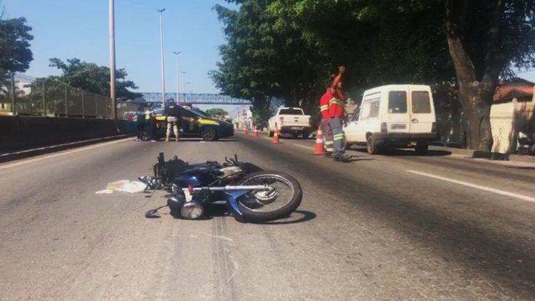 Motociclista morre em grave acidente na BR-153, em Goiânia