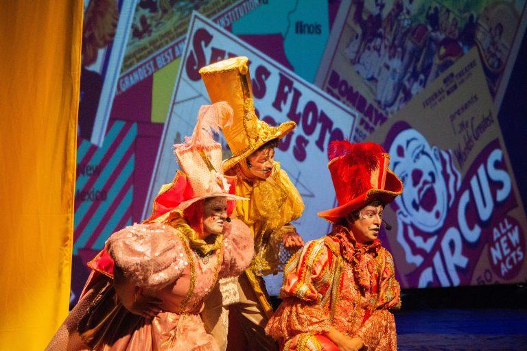 Goiânia recebe 'O Grande Circo Mágico' no Dia das Crianças