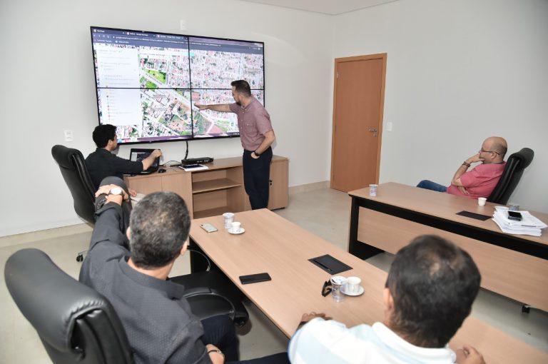 600 câmeras de videomonitoramento serão instaladas em Aparecida de Goiânia