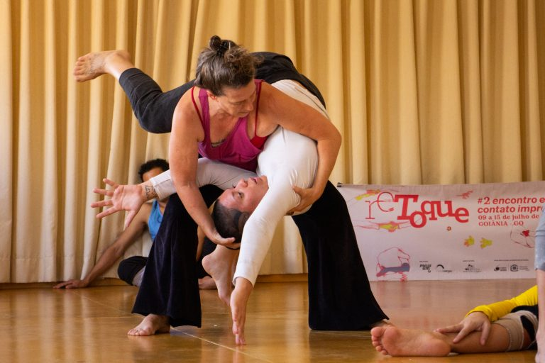 Final de semana de dança em Anápolis e Goiânia