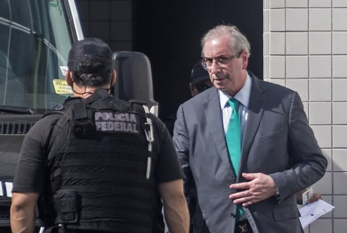 STJ nega habeas corpus e Eduardo Cunha segue em Bangu 8