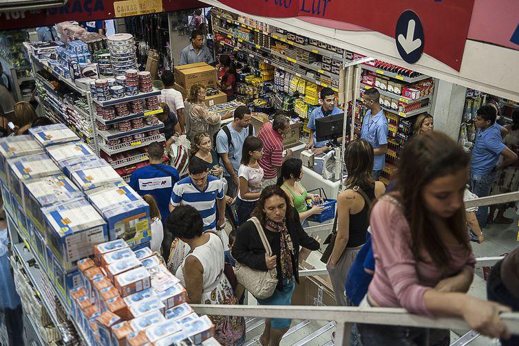 Lojistas esperam movimento acentuado no comércio durante a Black Friday   (Foto: Arquivo/Marcelo Camargo/Agência Brasil)
