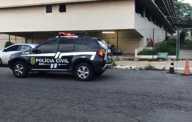 Operação prende sete pessoas por corrupção, lavagem de dinheiro e desvio de recursos no Detran