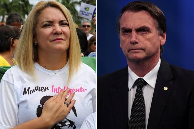 MP do Rio faz busca na casa de nove parentes da ex-mulher de Bolsonaro