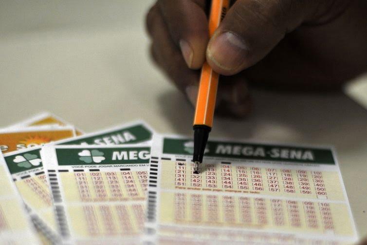 Mega-Sena sorteia hoje prêmio de R$ 14 milhões