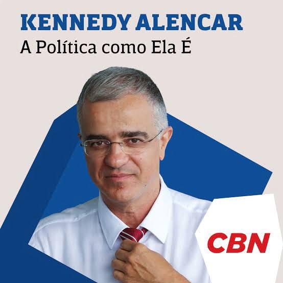 Globo exila Kennedy Alencar após críticas à Bolsonaro
