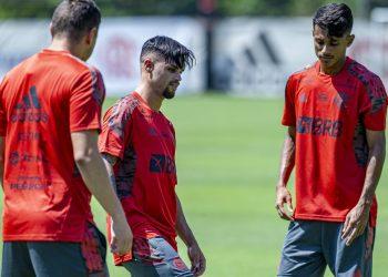 Michael Flamengo — Foto: Marcelo Cortes / Flamengo