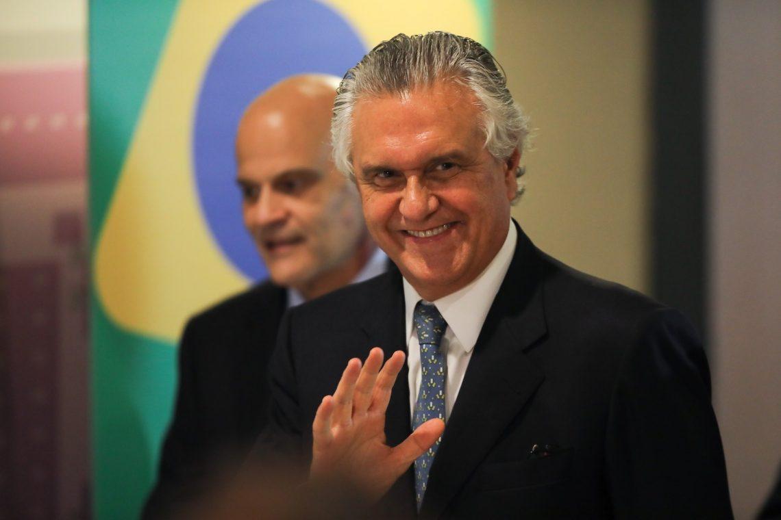 Presidente eleito, Jair Bolsonaro, durante encontro com os governdores eleitos, no CICB. Brasilia, 14-11-208. Foto: Sérgio Lima/Poder 360