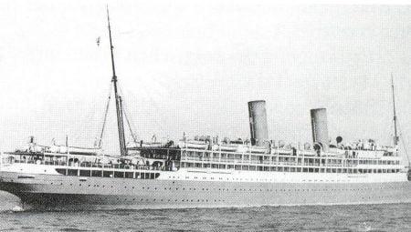 HMT Royal Edward - Deadliest Shipwrecks in History