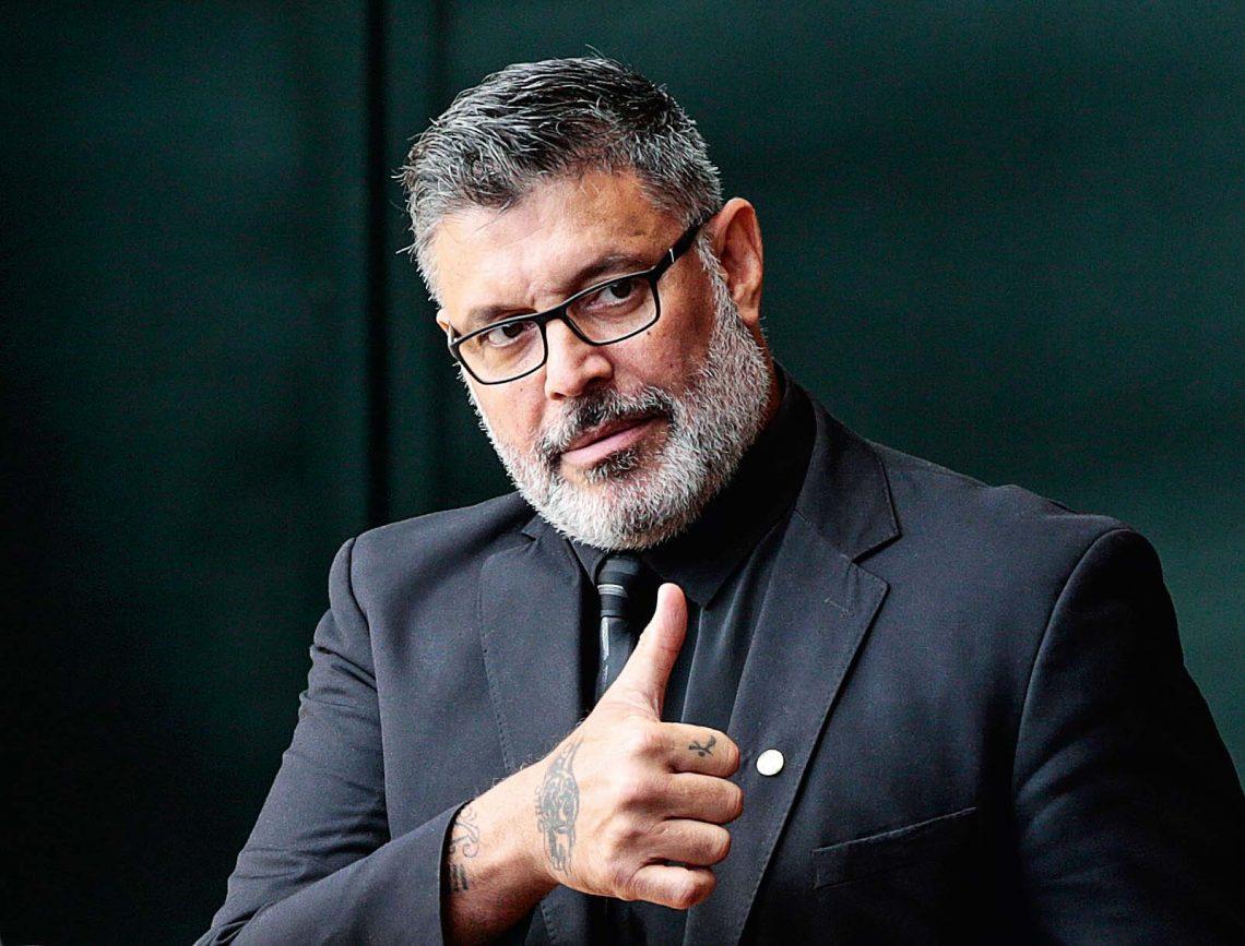 Alexandre Frota, novo Deputado Federal (PSL-SP).