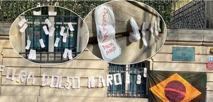 Governo Bolsonaro distribuirá absorventes.Foto Divulgação